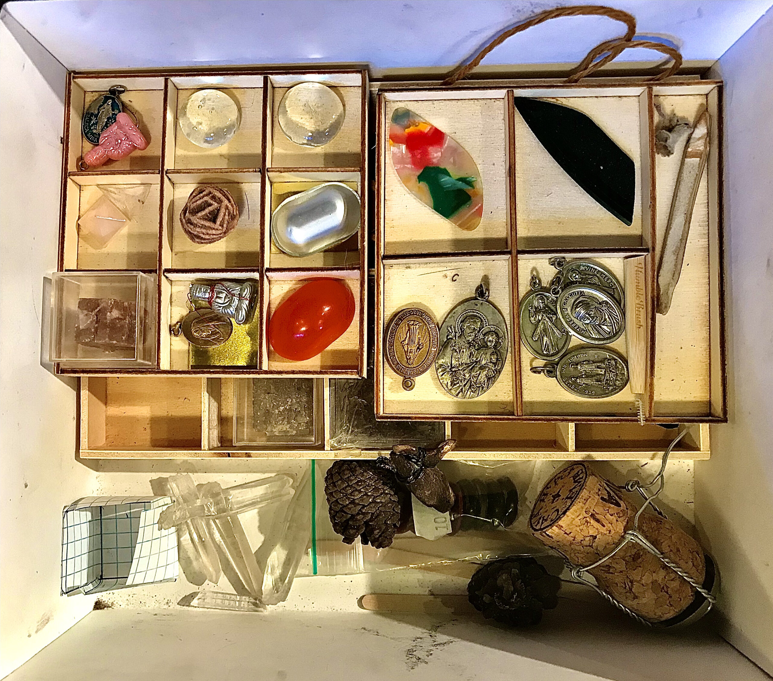 Artifacts of Creative Ingredients-1