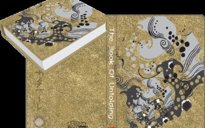 Wonder-Filled Card Art; 'The Book Of Unfolding' card deck